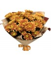 Букет хризантем №433