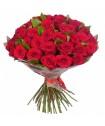 Количество роз в букете: 35