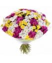 Букет хризантем №210