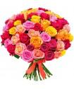 Букет роз № 47