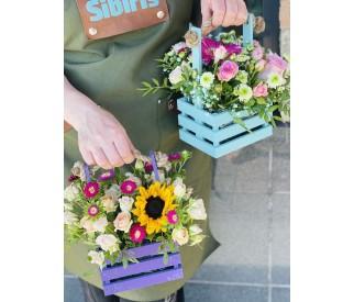Кадка цветов №445