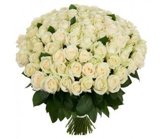 Букет из 101 розы №208