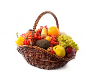 Корзина фруктов №26