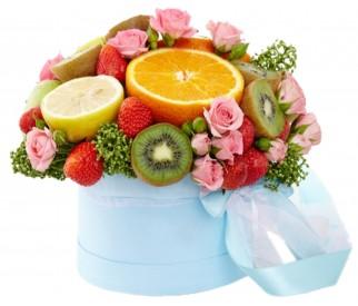 фруктовая композиция №21