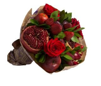 фруктовый букет №16