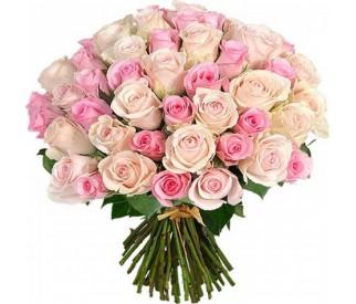 Букет нежных роз №209