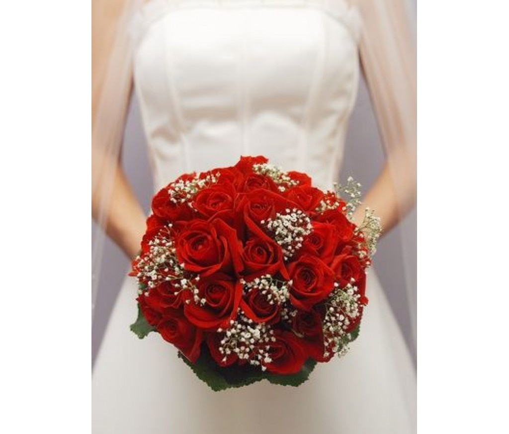 Свадебный букет №500